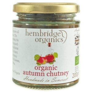autumn chutney