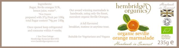 hembridge seville orange marmalade final