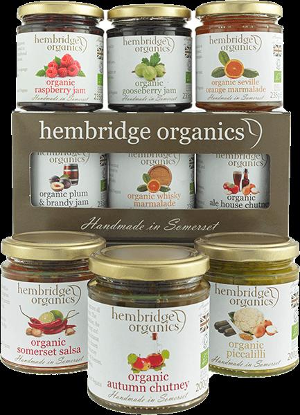 Hambridge Organics Pick Your Own Gift Pack