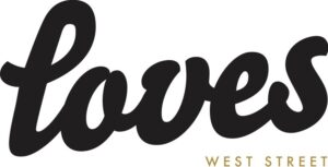West Street Logo Black